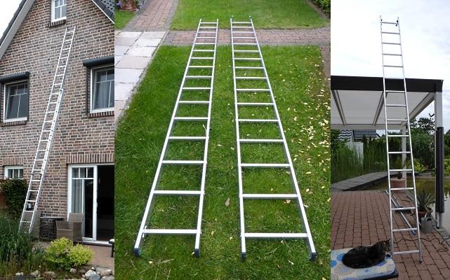 Die Schiebeleiter – praktische Ergänzung für den Heimwerker