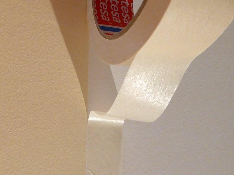 tesa Malerband Perfect für saubere Linien
