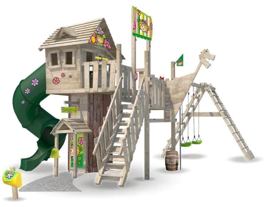 Beispiel eines Wickey Spielturms