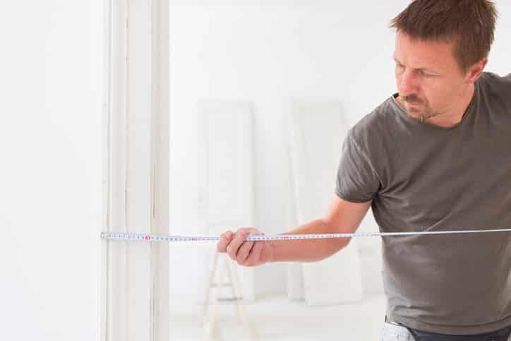 Sanieren: Neue Türen einbauen kann so einfach sein