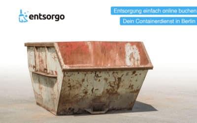 Entsorgung per Klick – Containerdienste und Entsorgungen einfach online buchen