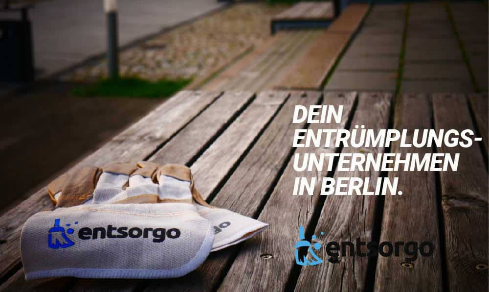 Entsorgo - Dein Entrümpelungsunternehmen in Berlin