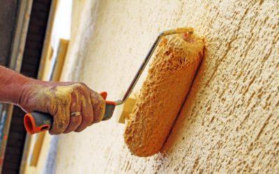Fassadenanstrich – Das Haus erstrahlt in neuem Glanz