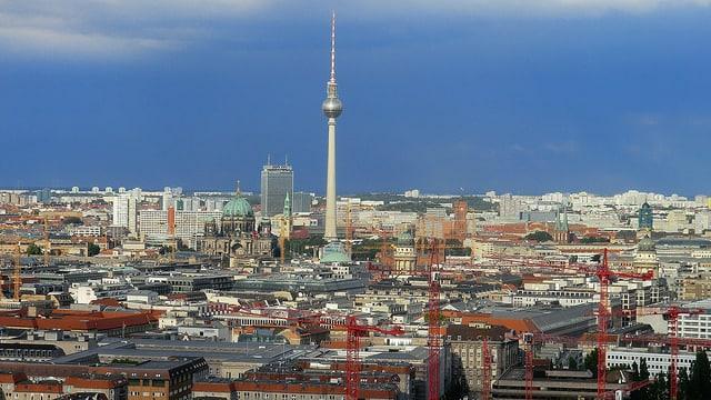 Fernsehturm in Berlin-Mitte