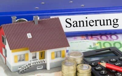 Mit einer energetischen Sanierung Geld sparen