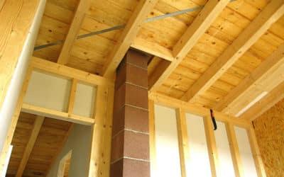 Die Holzbauweise: Informationen zum Holzrahmenbau und Holztafelbau