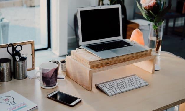 So renovieren Sie Ihr Büro zum kleinen Preis!