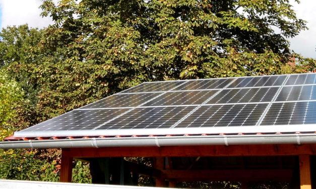Solar Carports: Die Vorteile & die Nachteile