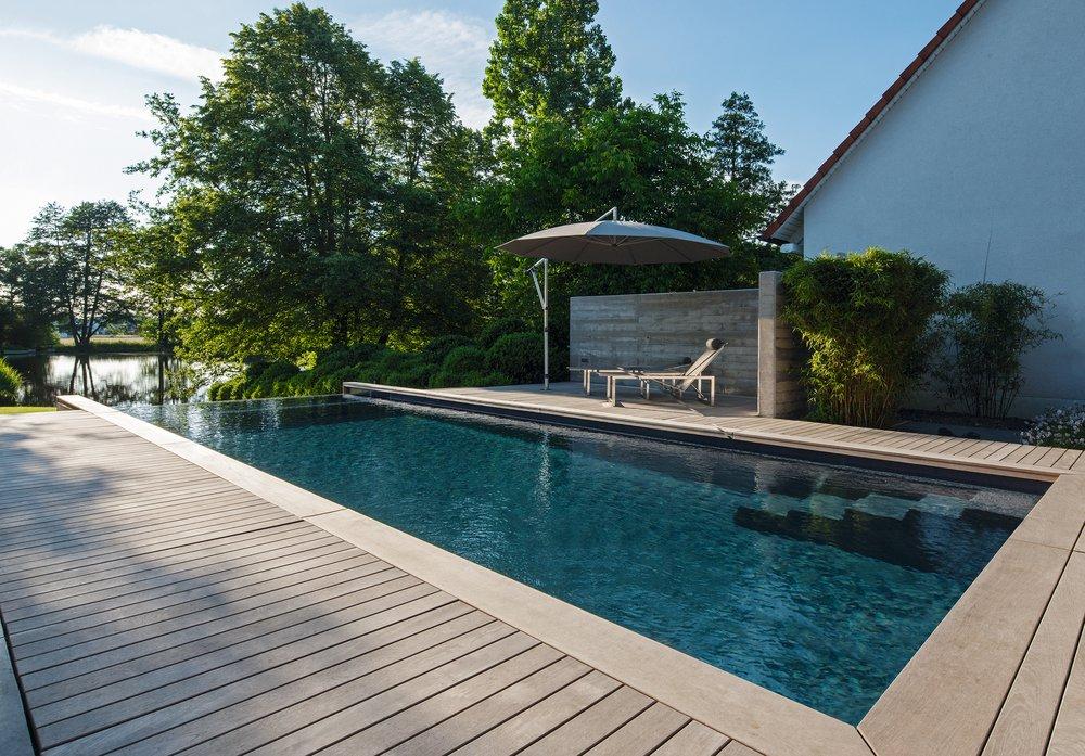 Der eigene Pool mit Fertigsystemen – bauen oder bauen lassen ...