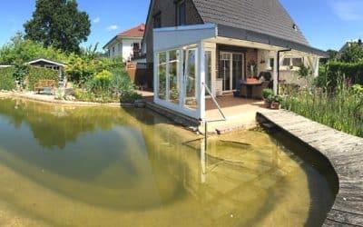 Traumprojekt: Schwimmteich selber bauen