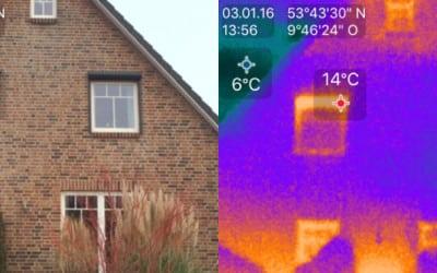 Wärmebildaufnahmen selber machen – Seek Thermal Compact im Test