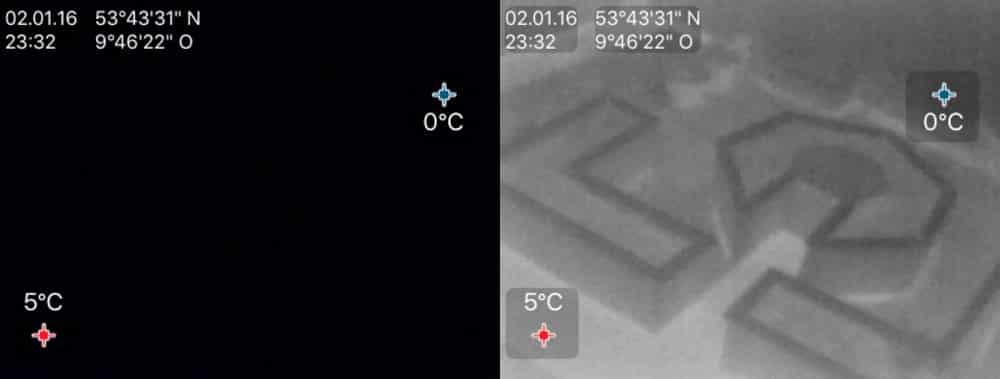 Seek-Thermal-Nachtaufnahme