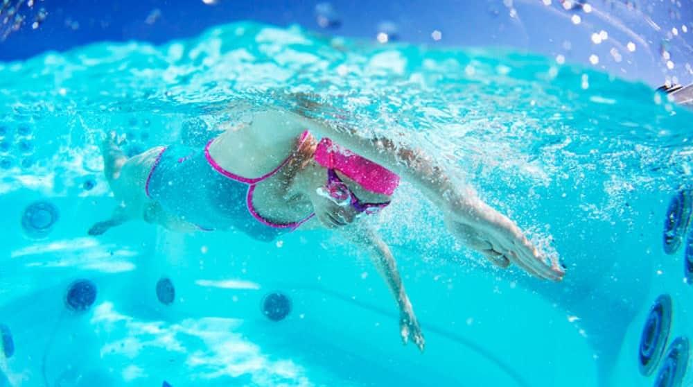 Spadeluxe - Schwimmen im Swim Spa