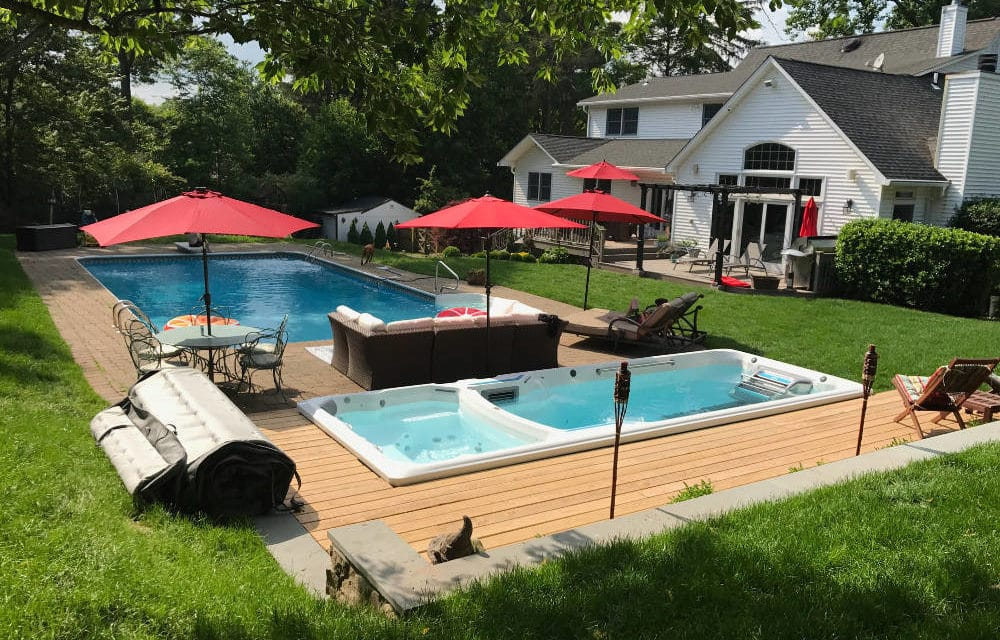 Pool-Alternative Swim Spa