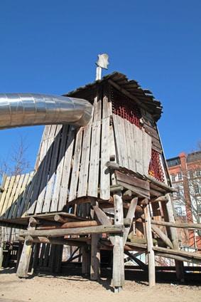 Anleitung: Spielturm oder Kletterturm selbermachen
