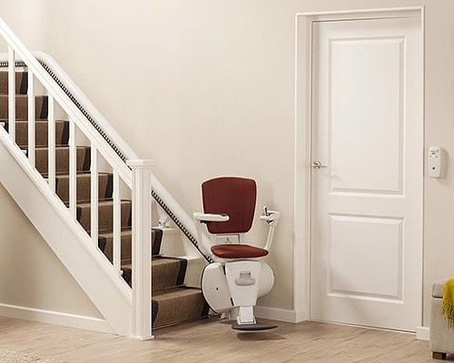 Treppenlift auch nachträglich einbauen