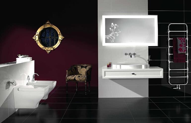 Zehnder Design Heizkörper für das moderne Bad