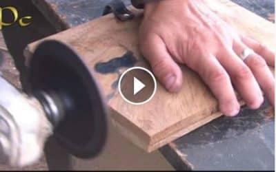 Video: Unikat Tablet-Case aus Eichenbrett bauen