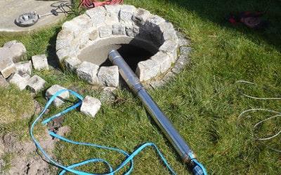 Gartenwasser aus dem eigenen Brunnen